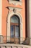 Renaissance balcony Stock Photography