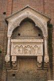Renaissance balcony, Verona, Italy Stock Image