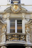 Renaissance balcony Royalty Free Stock Images