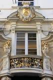 Renaissance balcony Royalty Free Stock Images