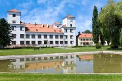 Renaissance Bucovice castle, Moravia, Czech republic Stock Images