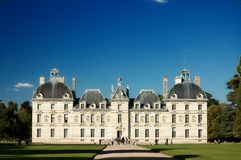 Renaissance castle Royalty Free Stock Photos