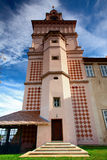 Renaissance castle Stock Photography