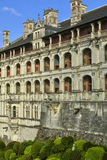 Renaissance castle of Blois in Loir et Cher Stock Photo