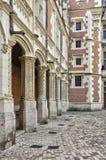 Renaissance castle of Blois in Loir et Cher Stock Image