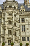 Renaissance castle of Blois in Loir et Cher Royalty Free Stock Photo