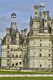 Renaissance castle of Chambord in Loir et Cher Stock Image