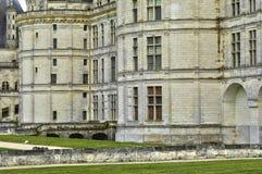 Renaissance castle of Chambord in Loir et Cher Stock Photography