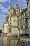 Renaissance castle of Chambord in Loir et Cher Stock Images