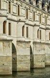 Renaissance castle of Chenonceau in Indre et Loir Royalty Free Stock Image