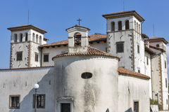 Renaissance castle in Dobrovo, Slovenia Royalty Free Stock Image