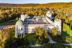 Free Renaissance Castle In Krasiczyn, Poland Royalty Free Stock Photography - 163182107
