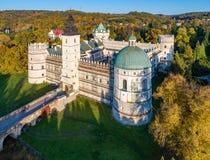 Free Renaissance Castle In Krasiczyn, Poland Royalty Free Stock Photography - 163375107