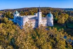 Free Renaissance Castle In Krasiczyn, Poland Royalty Free Stock Photo - 164650445