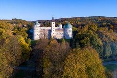 Free Renaissance Castle In Krasiczyn, Poland Royalty Free Stock Photos - 194603048