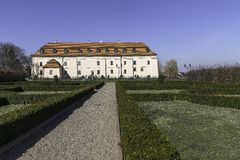 Renaissance castle in Niepolomice Royalty Free Stock Images
