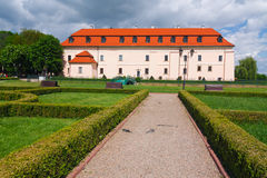 Renaissance castle in Niepolomice Stock Photography