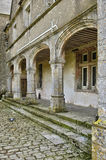 Renaissance castle of Talcy in Loir et Cher Stock Photo