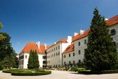 Renaissance castle Trebon Royalty Free Stock Image