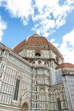 Renaissance cathedral in Florence, Italy Stock Image