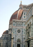 Renaissance cathedral Santa Maria del Fiore Stock Images