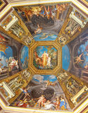Renaissance ceiling Royalty Free Stock Images