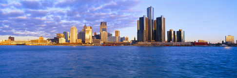 Renaissance Center Royalty Free Stock Image