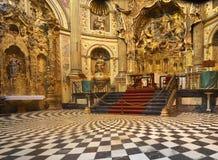 Renaissance Church in Úbeda Stock Image