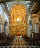 Renaissance Church in Úbeda Royalty Free Stock Images