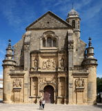 Renaissance Church in Úbeda Royalty Free Stock Photo