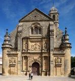 Renaissance Church in Úbeda Royalty Free Stock Photo