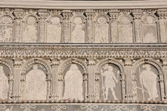Renaissance facade Royalty Free Stock Photos