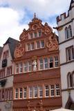 Renaissance facade Stock Photography