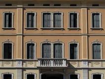 Renaissance facade in Italy Stock Image
