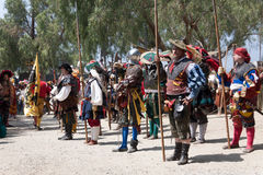 Renaissance Fair Stock Image