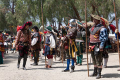 Renaissance Fair Stock Images