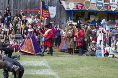 Renaissance Fair Stock Photography