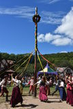 The 2016 Renaissance Fair in New York State Royalty Free Stock Images