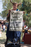Renaissance Fair wench Royalty Free Stock Images