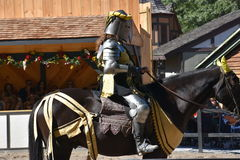The 2016 Renaissance Faire in New York State Royalty Free Stock Photo