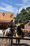 The 2016 Renaissance Faire in New York State Royalty Free Stock Image