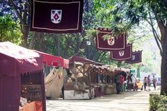 Renaissance faire in Spain Royalty Free Stock Photos