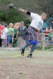 Renaissance Festival 2008. Highlander Games at the Renaissance Festival 2008 Stock Photo
