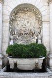 Renaissance fountain in Villa Este Royalty Free Stock Photography