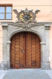 Renaissance front door Stock Image