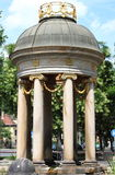 Renaissance gazebo Royalty Free Stock Photos