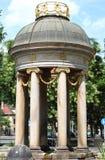 Renaissance gazebo Royalty Free Stock Photos