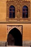 Renaissance House stock photography