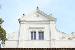 Renaissance house in Kutna Hora Royalty Free Stock Photography