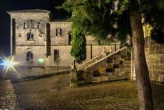 Renaissance-Kathedrale der Geburt Christi unserer Dame in Baeza, Jaen stockfotos